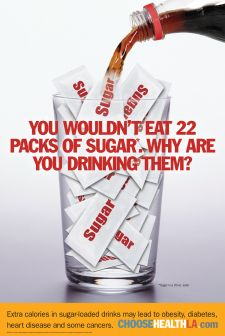 Not So Sweet – The Average American Consumes 150-170 Pounds of Sugar Each Year @ Bamboo Core Fitness
