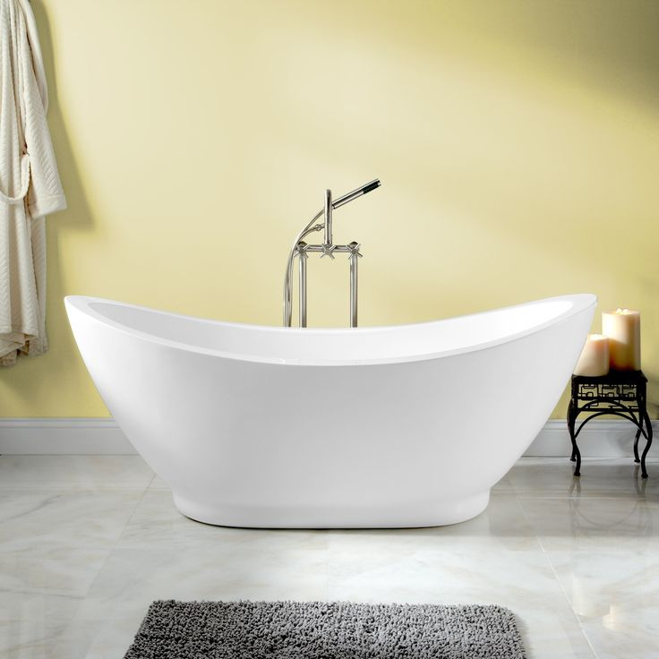67 Best Images About Tubs On Pinterest Acrylic Tub