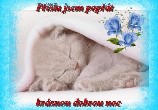 Dobrou noc Obrázky
