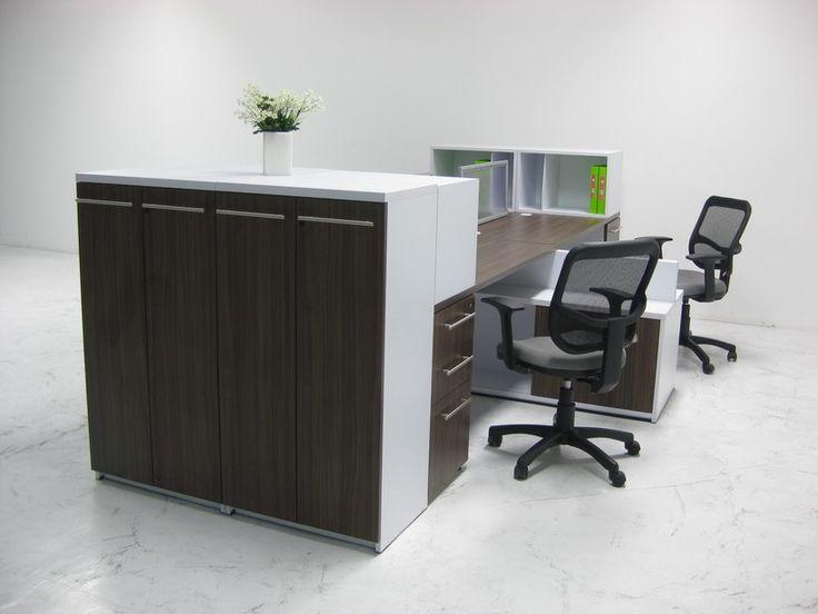 Credenzas y libreros - Muebles para oficina - Poliarte