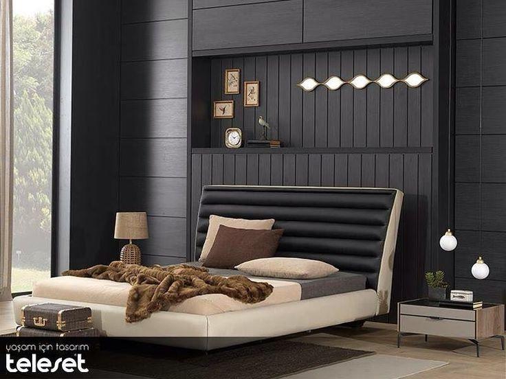 İsmob Mobilya Fuarı birincisi Lezalt Yatak Odasını çok seveceksiniz!  Çıkabilen  dolapları açılarak karyola üzerine gelen komodini ile #Lezalt Yatak Odası; hayatınızı kolaylaştıracak fonksiyonelliğe sahip.  Detaylı incelemek için : teleset.com.tr  #furniture #furnituredesign #mobilya by telesetmobilya