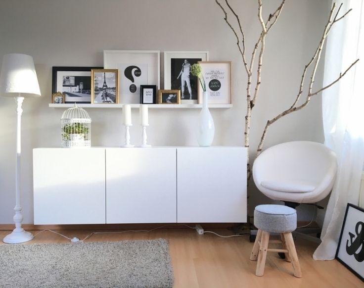 les 285 meilleures images du tableau wohnzimmer deko sur pinterest - Wohnzimmer Deko Silber