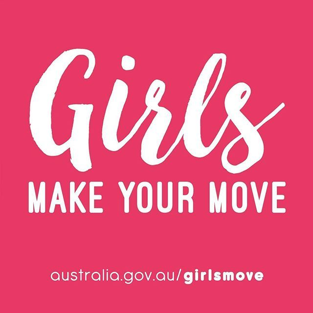 Stretch it out! Recovery is an important part of getting active. For more tips, go to the link in our bio #girlsmakeyourmove #girlsmove