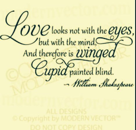 Sight and blindness in Shakespeare