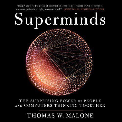 Superminds Audio books, Audiobooks, Collective intelligence