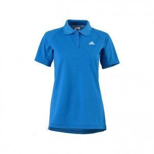 Adidas Sailing W ASE CL Poloshirt Damen blau
