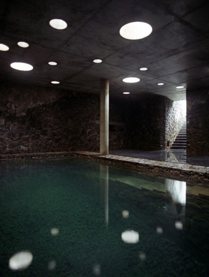 Studio Mumbai: Indoor Pools, Studio Mumbai, Modern Architecture, Studiomumbai, House Studios, Studios Mumbai, Nature Pools, Basements, Tara House