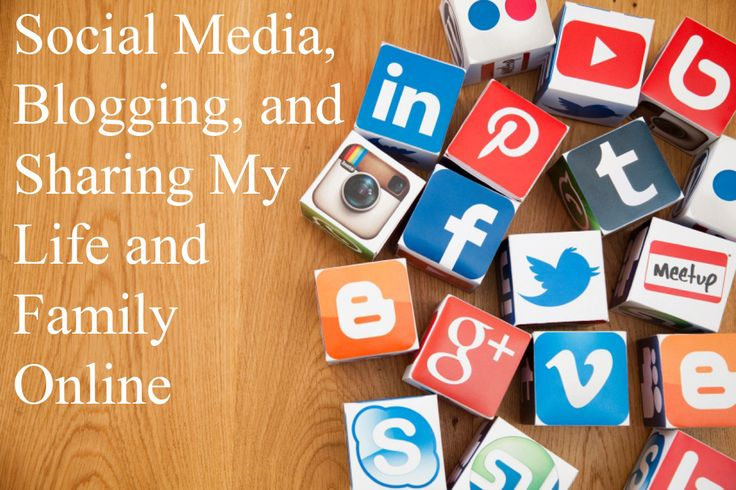 Social Media, Blogging, and Sharing My Life and Family Online | Sarah's Sage Advice