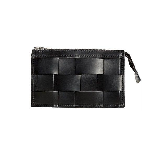 Eduards - Wallet Leather Black   ENIITO