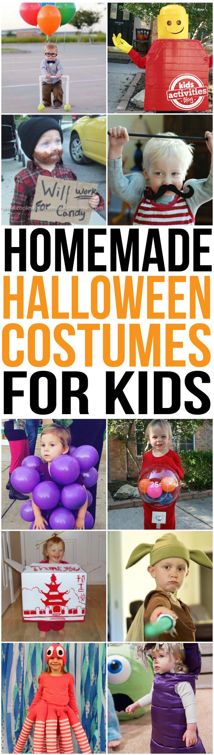 Best 25 homemade halloween costumes ideas on pinterest for Halloween decorations you can make at home