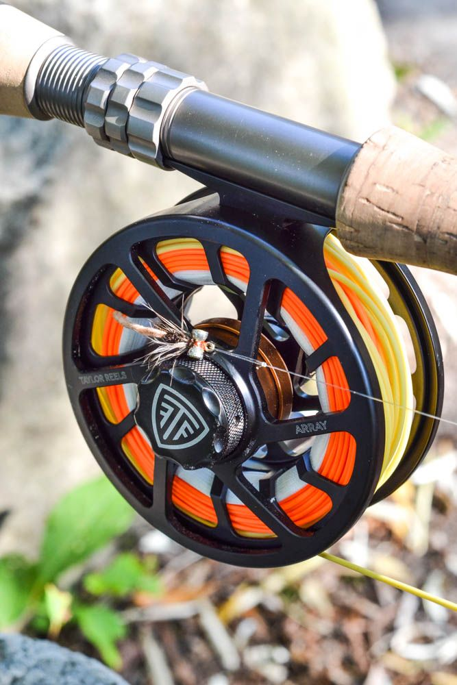The taylor reels array gotta love fly fishing www for Taylor fly fishing