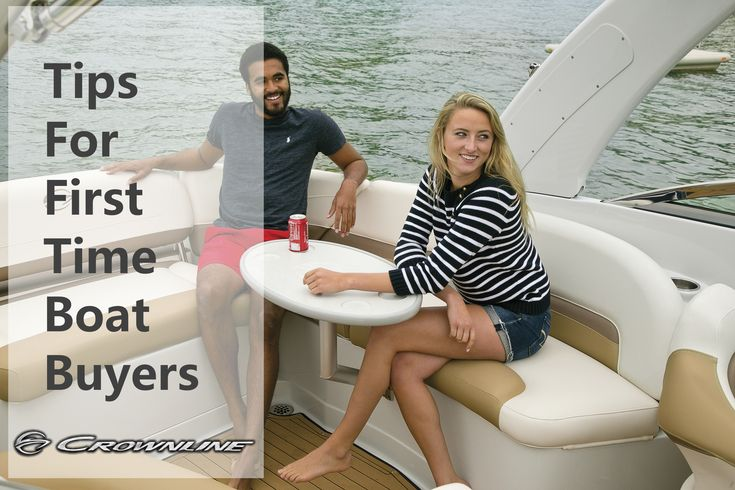 While nearly everyone dreams of owning a boat, making that dream a reality can prove intimidating. There's so much to consider when thinking of buying a boat that it can scare some people off. But with a little bit of info about what to keep in mind, the boat buying process can be surprisingly easy. And with a payoff of sunny days spent on the water, who wouldn't want to give it a try? Here are some things to think about before buying your first boat.