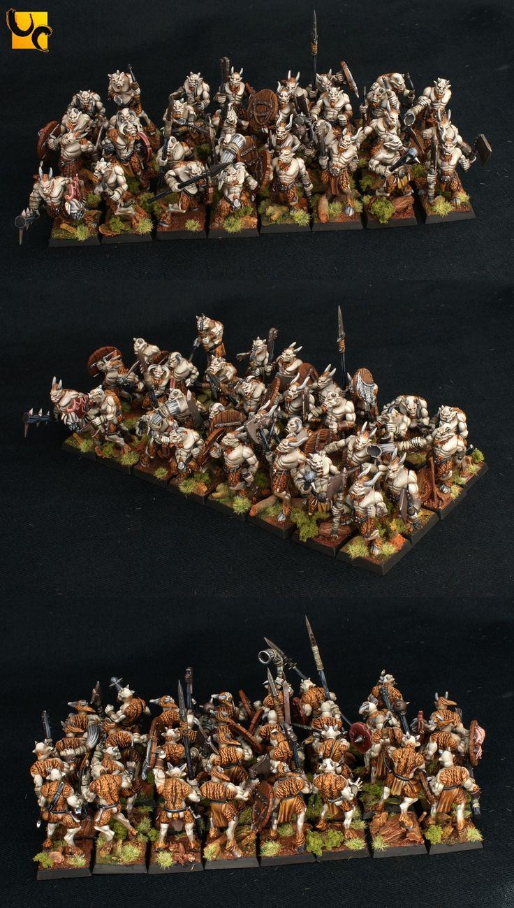 Beastmen Ungor Herd