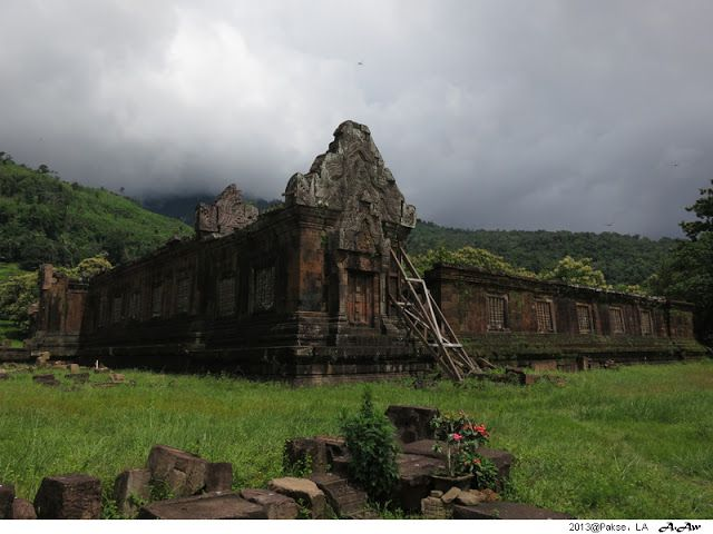 Vat Phou   Wat Phu   Pakse   Laos   UNESCO World Heritage