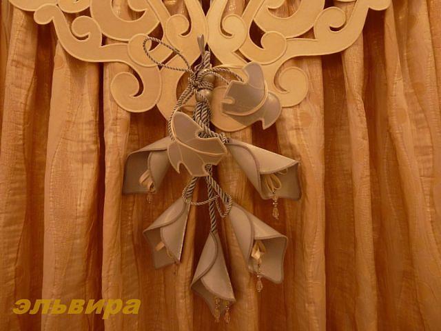 Ажурный ламбрекен - современный вид оконной драпировки (фото). Как сделать…