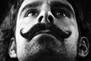 Mighty Moustaches for Men's Health #Movember