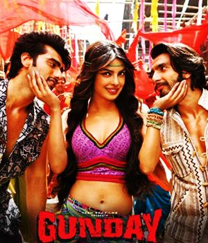 Gunday Review: First such Bromance after Sholay! The Jai-veeru style movie is set in the 70's, in the backdrop of the liberation of Bangladesh. Click to read the entire review.