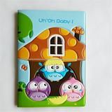 Baby Animal Passport Holder / Protector / Tavel Wallet – Shop4Mojo Products