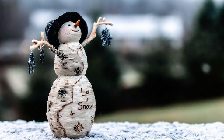 fond d écran bonhomme de neige - Cerca con Google