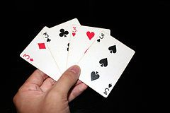 """""""CONTRACT"""" Rummy Card Game --- remember playing this alot with parents and grandma when I was little."""