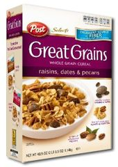 Go here to print>>  $0.75/1 Post Grains Cereal Coupon!   *print limit is 2x's each per computer or device - check under  FOOD  to locate co...