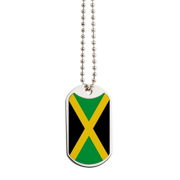 The Jamaican flag adopted on independence has a gold saltire hinting at British roots, dividing sections of green and black, all Pan-African colours representing the strong majority black population.