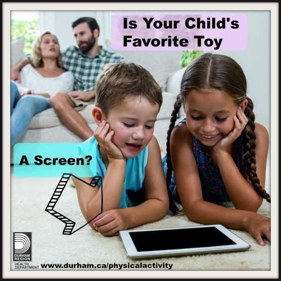 As a parent, you can help your child learn healthy habits by setting screen time limits and encouraging your child to power down the phone and turn off the tablet. Get outside for some active fun as a family and form new healthy routines together. Healthy habits set now will stay with your kids as they grow and develop into healthy adults. Click here (link) for more information about screen time and your child's health.
