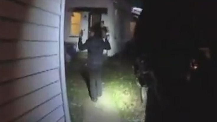 FOX NEWS: Michigan police officers handcuff screaming girl 11 at gunpoint video shows
