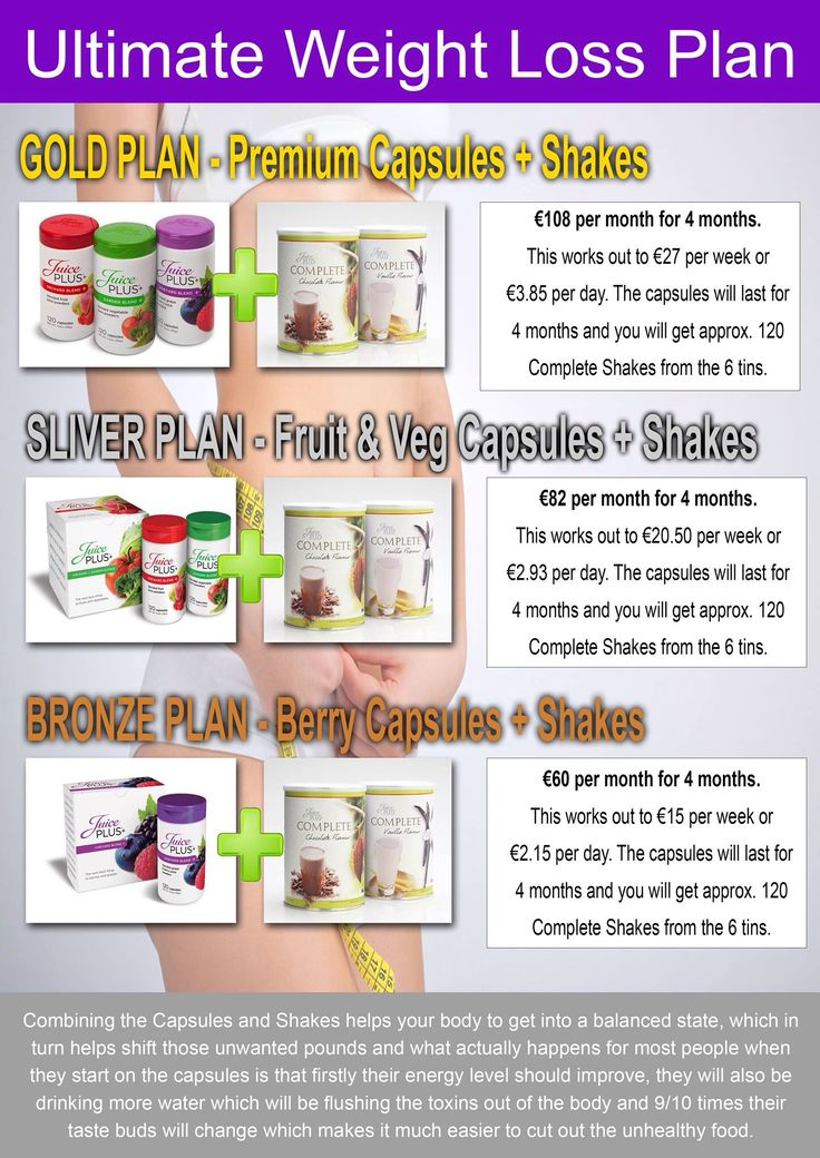Great offer at the moment , good food , exercise & the juice plus lifestyle , remarkable results