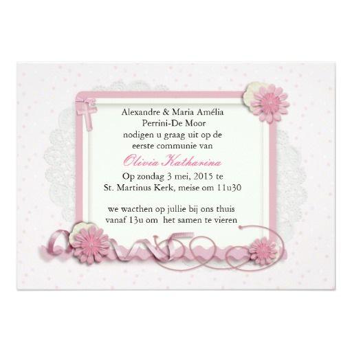 Rose et groupe floral de crème religieux carton d'