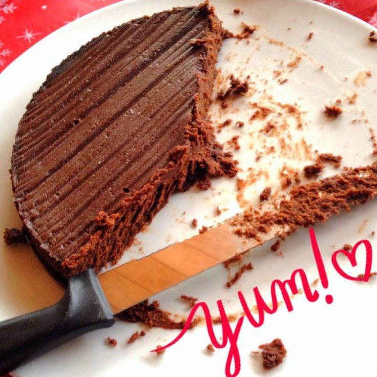 Working Mom Magic: The BEST Flourless Chocolate Cake