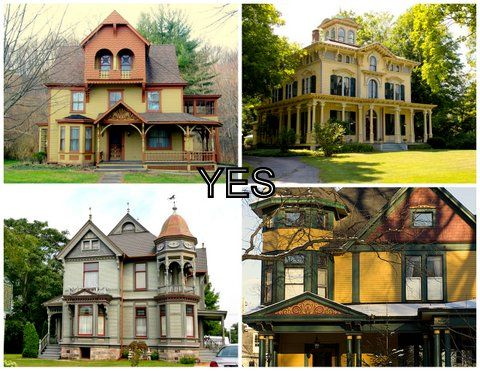 Arts And Crafts Home Exterior Paint Colors | Good Victorian And Queen Anne  And Then Some