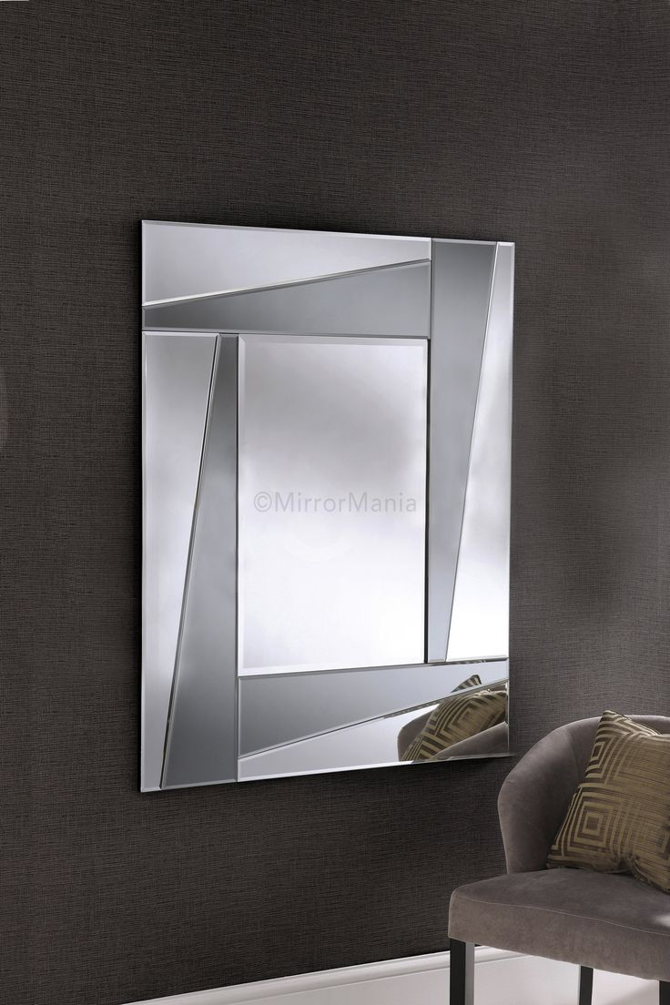 225 best rectangle mirrors images on pinterest mirror mirror neptune modern handmade bevelled wall mirror with tinted glass all mirrors amipublicfo Image collections