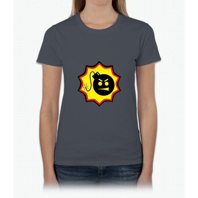 Serious Sam shirt Womens T-Shirt