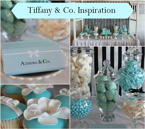 204 Best Tiffany And Company Baby Shower Images On