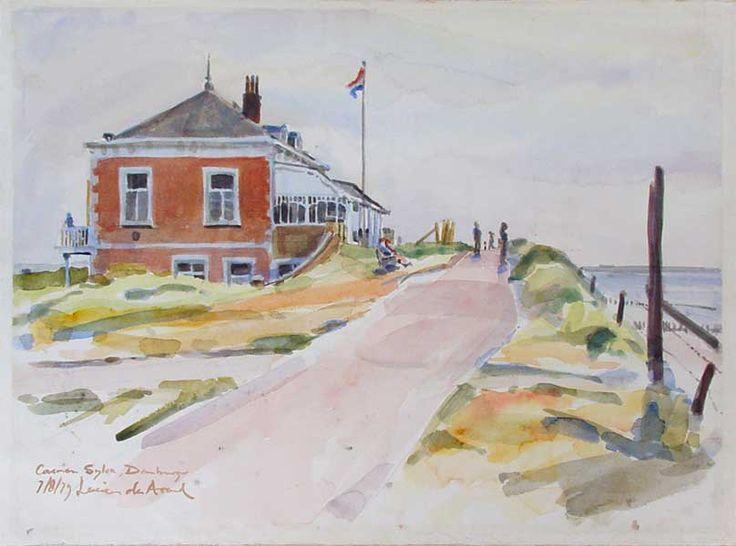Villa Carmen Sylva, Domburg NL, Lucien den Arend, 1979
