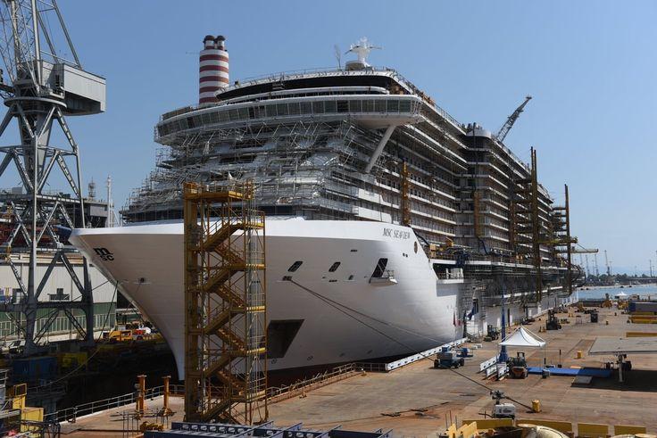 Mancano soltanto nove mesi all'arrivo di MSC Seaview, seconda unità di classe Seaside della flotta MSC Crociere, la cui stagione inaugurale nel Mediterraneo Occidentale è già prenotabile sul sito della co