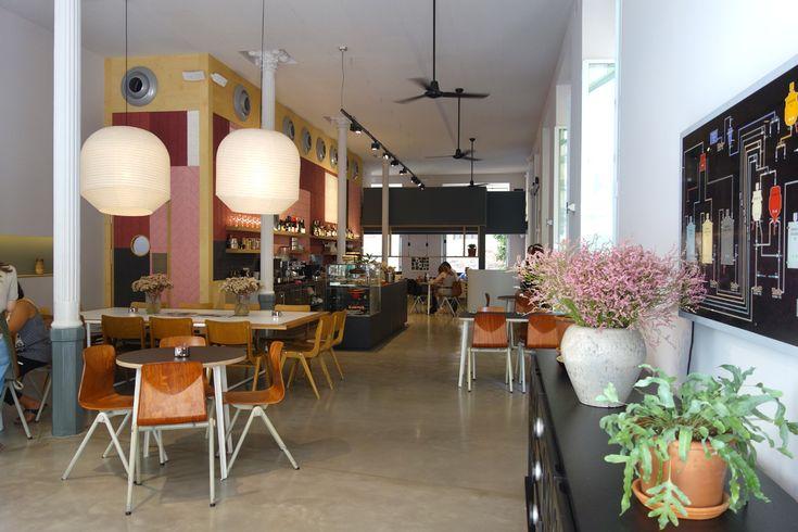 Situada en el corazón de Valencia, Federal es el restaurante-cafetería donde…