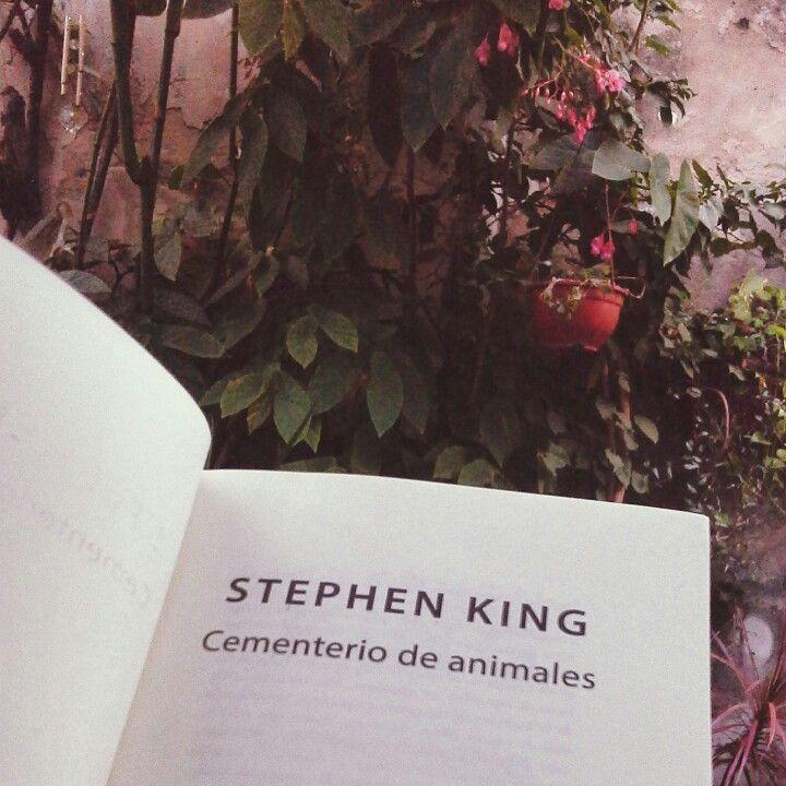 Stephen King Cementerio de animales