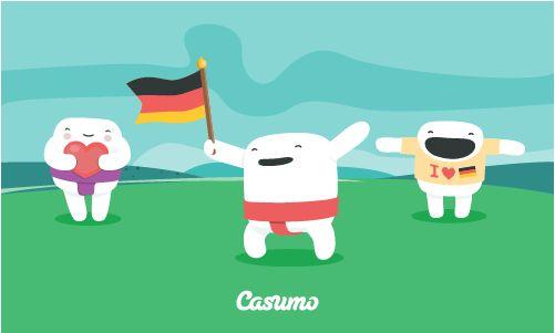 Casumo Online Casino! Überprüft und bewertet! Lies die Vorteile und Tipps des #Casumo Casino bei uns, erfahre die Geschichte und alles über #Casino Lizenz! Unterstütze nur Brand Casino - Casumo!