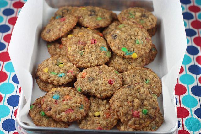Monster Cookies (Pioneer Woman recipe)
