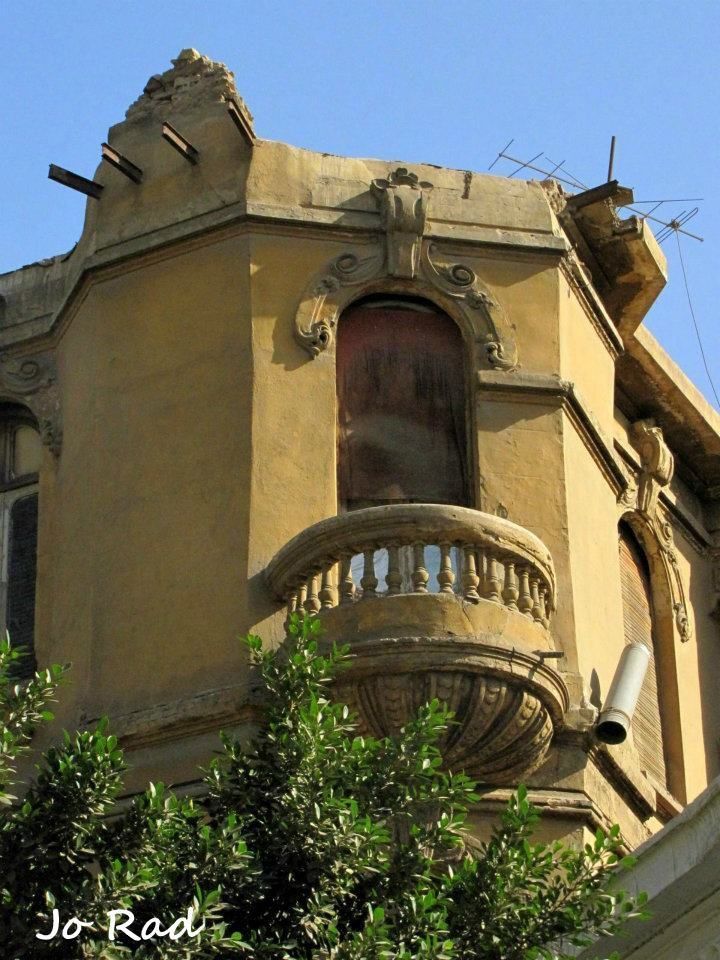 Vanishing Heliopolis...Photo: Jo Rad