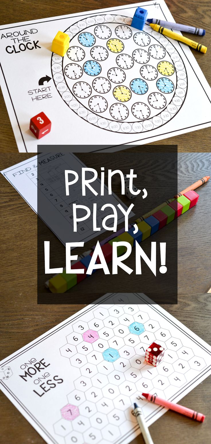 My students LOVE games and so do I! It is a great way for my kids to practice fluency with the skills we have just learned. I also lo...