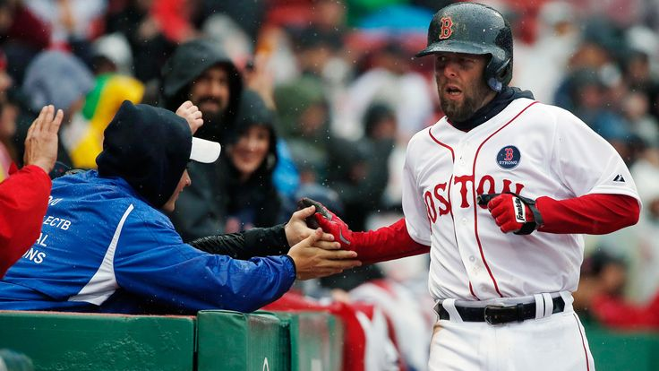 Las Grandes Ligas MLB: Medias Rojas se imponen