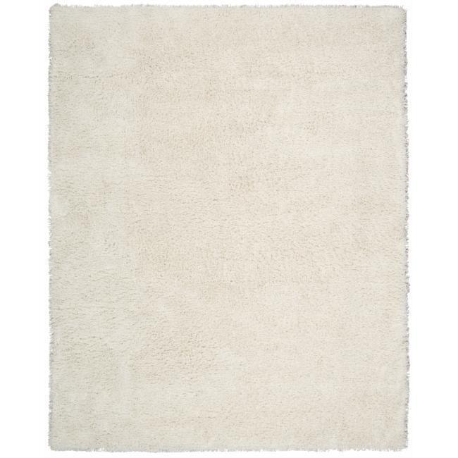 Nourison Splendor Hand-tufted White Rug (5' x 7') - Overstock™ Shopping - Great Deals on Nourison 5x8 - 6x9 Rugs