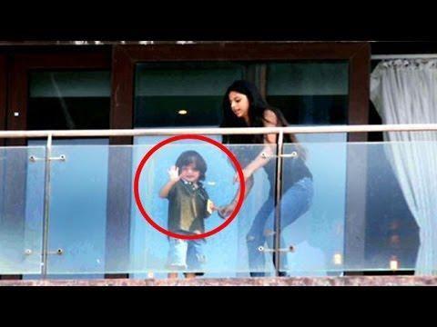 Shahrukh Khan's HOT Daughter Suhana With Abram Khan At Mannat On SRK's Birthday