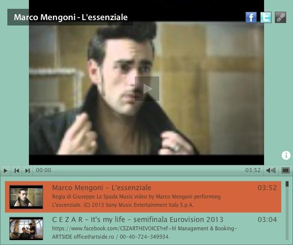 Marco Mengoni L'Essenziale