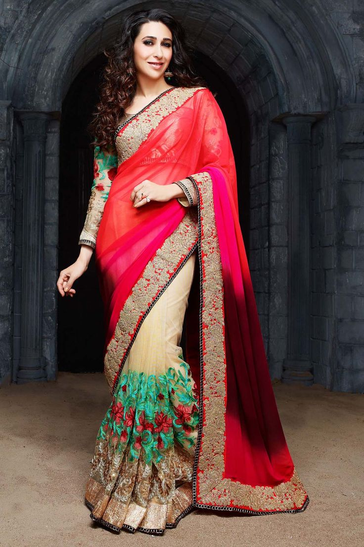 #party #sarees @  http://zohraa.com/multicolor-net-saree-61-z2155p10032-2-e.html #celebrity #zohraa #onlineshop #womensfashion #womenswear #bollywood #look #diva #party #shopping #online #beautiful #beauty #glam #shoppingonline #styles #stylish #model #fashionista #women #lifestyle #fashion #original #products #saynotoreplicas (Your order will be shipped within 1 day from the date of purchase)