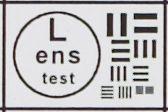Lens Test