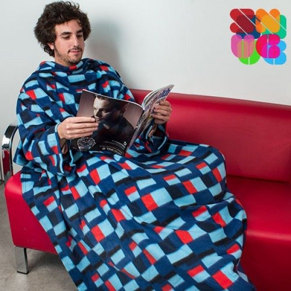 Fleece Κουβέρτα με Μανίκια. Δείτε το εδώ: http://www.uniqueshop.gr/kouberta-me-manikia-1207.html